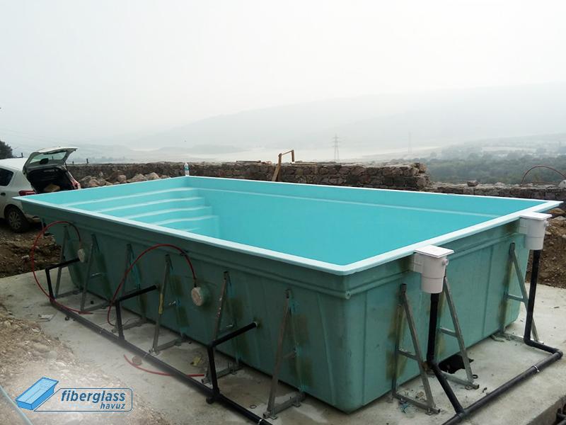 Fiberglass Havuz Projeler